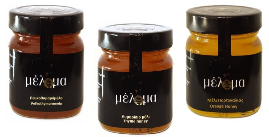 meloma honey products